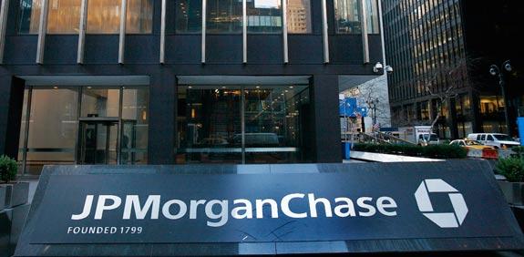 בנק ההשקעות JP מורגן / צלם: רויטרס